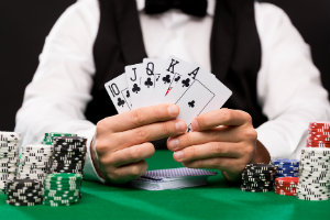3D Live Casino Mr Green NetEnt