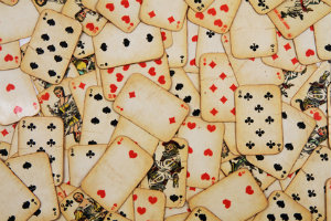 Old Cards Online Poker