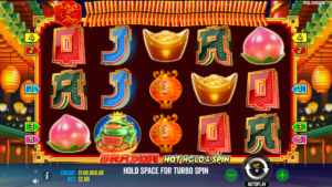 Dragon Hot Hold and Spin Video Slot