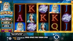 Lucky Lightning Video Slot